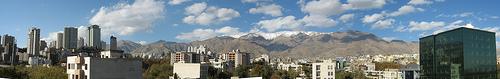 North of Tehran, 2006.