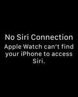 No phone no Siri